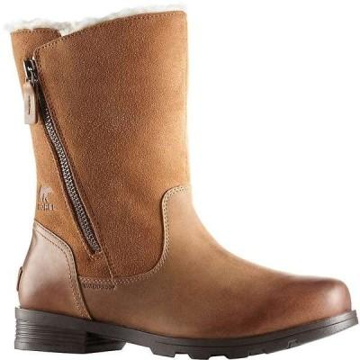 ソレル レディース ブーツ・レインブーツ シューズ Sorel Women's Emelie Foldover Boot