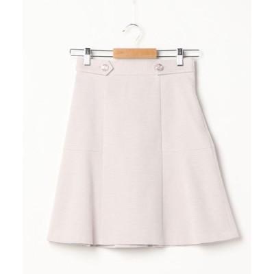 スカート ラシェル台形ミニスカート