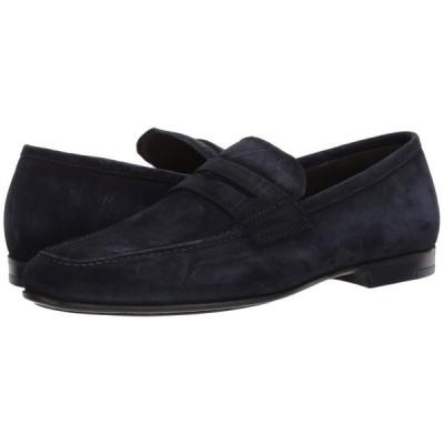 トゥーブートニューヨーク To Boot New York メンズ ローファー シューズ・靴 Corbin Blue Suede