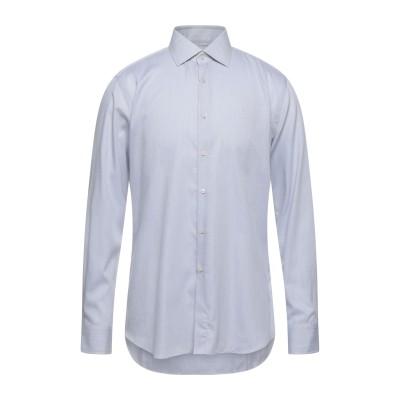 SPINNAKER シャツ ライトグレー 41 コットン 100% シャツ