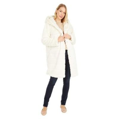 アパリス レディース コート アウター Celina Faux Fur Coat