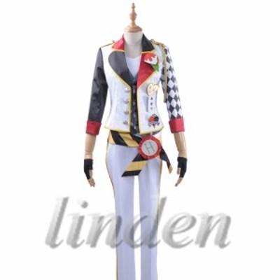 [linden]  即納あり ツイステッドワンダーランド ツイステ ふしぎの国のアリス トレイ・クローバー 風 コスプレ コスチューム 仮装