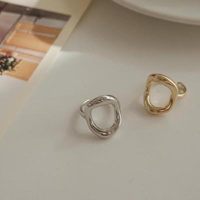 picknfit レディース リング Base Modern Bold Ring Ring