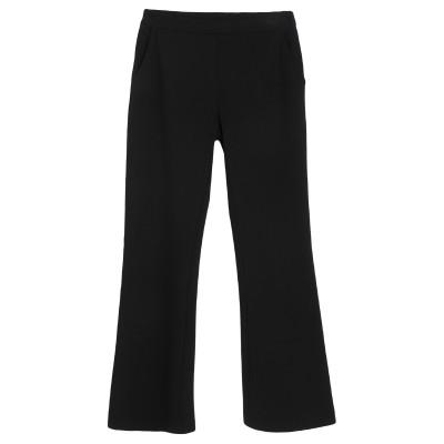 FILBEC パンツ ブラック M レーヨン 65% / ナイロン 32% / ポリウレタン 3% パンツ