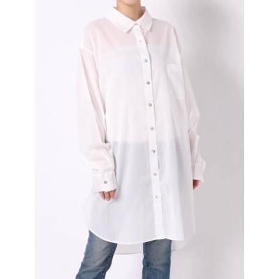 【公式】Ungrid(アングリッド)シアールーズシャツ