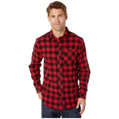 Woodfort Mid Weight Flannel Work Shirt
