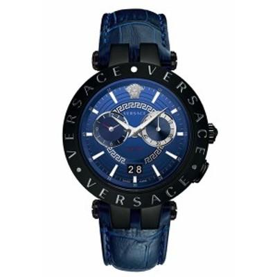 ヴェルサーチェ 時計 VERSACE メンズ 腕時計 V-Racer Dual Time VEBV00419
