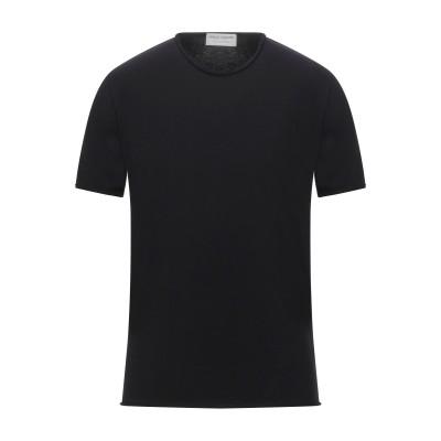 ダニエレ アレッサンドリーニ オム DANIELE ALESSANDRINI HOMME T シャツ ブラック S コットン 100% T シャツ