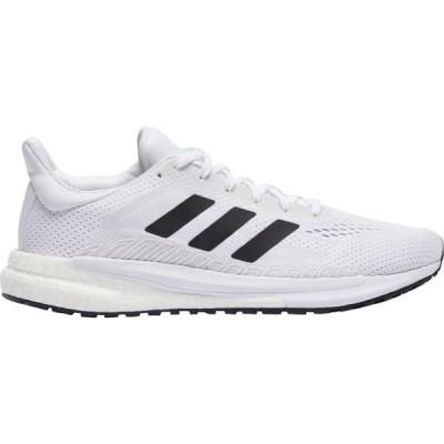 アディダス adidas メンズ ランニング・ウォーキング シューズ・靴 Solar Glide 3 Footwear White/Core Black/Grey Five