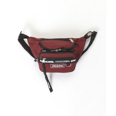 A BAG OF CHIPS / Dickies/ディッキーズ フレームロゴウエストバッグ WOMEN バッグ > ボディバッグ/ウエストポーチ