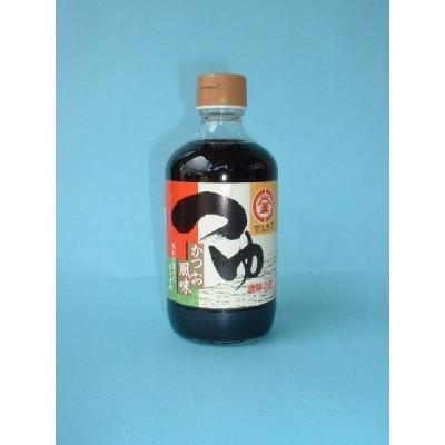 釜田醸造所-マルカマ醤油 麺つゆ-