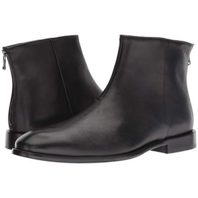 ジョンヴァーヴェイトス NYC Back Zip Boot メンズ ブーツ Black