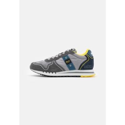 ブラウアー メンズ 靴 シューズ QUARTZ - Trainers - grey