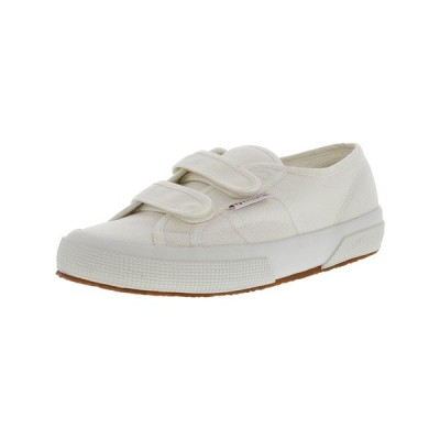 ユニセックスアダルトシューズ スペルガ Superga 2750 Velu Ankle-High Cotton Fashion Sneaker