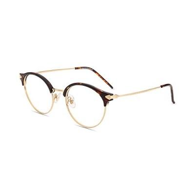 Firmoo ブルーライトカット メガネ PC メガネ 眼鏡 の女性の男性、眼精疲労/頭痛/UV保護、デジタルデバイス用のラ