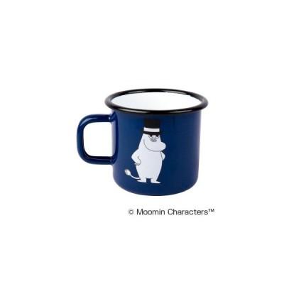 MOOMIN(ムーミン) ムーミンマグ ムーミンパパ ネイビー MRA060059
