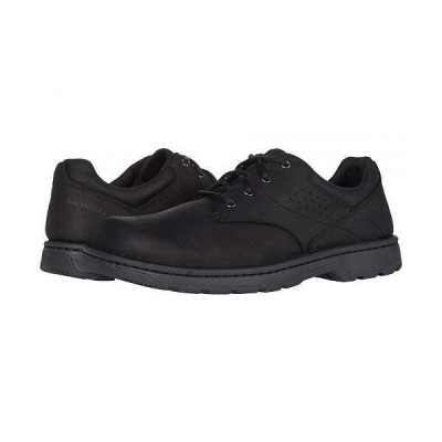 Merrell メレル メンズ 男性用 シューズ 靴 オックスフォード 紳士靴 通勤靴 World Legend 2 - Black