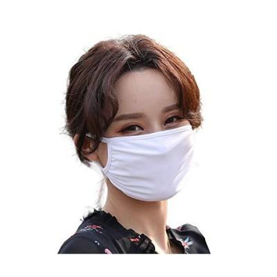 ひんやり 涼しい 接触冷感 夏用マスク 水着素材 洗濯 洗える 水着 マスク 冷感 夏 フィルター 取り替え 大人用