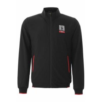 PRADA/プラダ トラックジャケット BLACK North sails 36th americas cup presented perth zip-up jacket メンズ 春夏2020 450106 000 ik