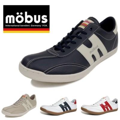 モーブス スニーカー mobus メンズ MUNSTER ミュンスター レザー 本革 ローカット 靴 men's sneaker