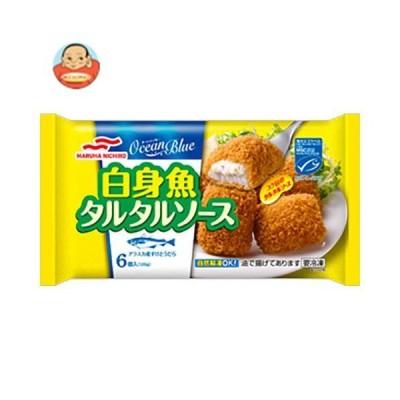 送料無料 【冷凍商品】マルハニチロ 白身魚 タルタルソース 6個×12袋入