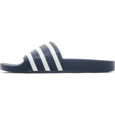 アディダス adidas Originals レディース サンダル・ミュール シューズ・靴 adilette slides blue