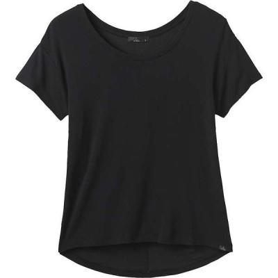 プラーナ レディース Tシャツ トップス Prana Women's Foundation Slouch Top