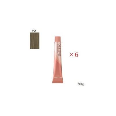 ミルボン オルディーブ 80g 8-20 ×6セット (医薬部外品)