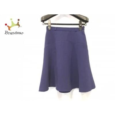 ジャスグリッティー JUSGLITTY スカート サイズ0 XS レディース ネイビー     スペシャル特価 20200424
