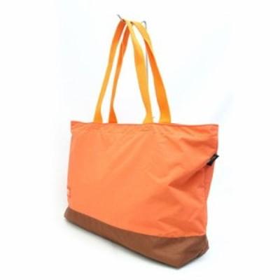 【中古】グラビス GRAVIS マニューバトート MANEUVER TOTE トートバッグ オレンジ 鞄 /Z メンズ レディース