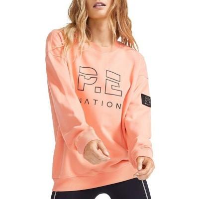 ピーイーネーション レディース シャツ トップス Heads Up Sweatshirt