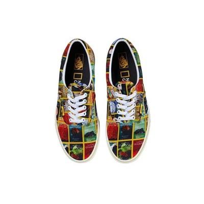 バンズ Vans x National Geographic Collab Shoes メンズ スニーカー 靴 シューズ (National Geographic) Multi Covers/True (Era)