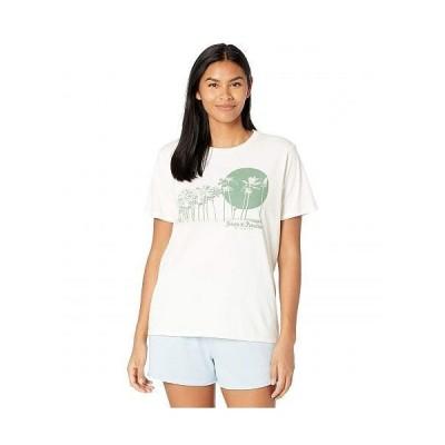 O'Neill オニール レディース 女性用 ファッション Tシャツ Tsunami Short Sleeve Tee - Naked