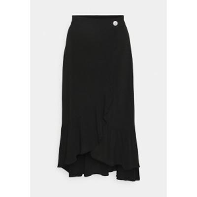 エディテッド レディース スカート ボトムス FERNANDA SKIRT - A-line skirt - schwarz schwarz