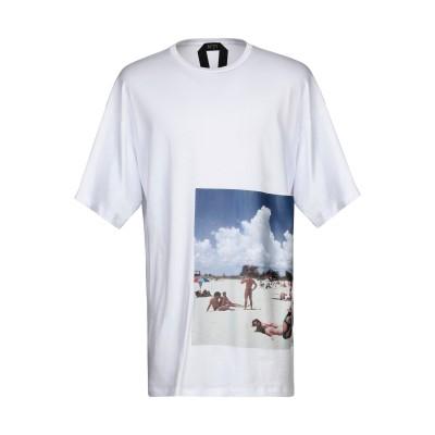 ヌメロ ヴェントゥーノ N°21 T シャツ ホワイト S コットン 100% T シャツ