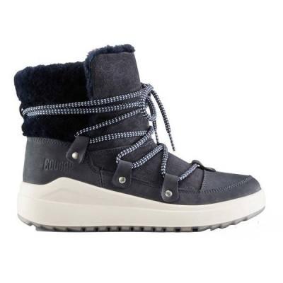 クーガー メンズ ブーツ・レインブーツ シューズ Cougar Women's Treville Suede Shearling Boots