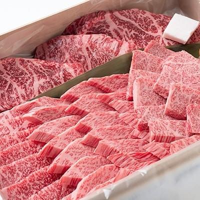 十勝ナイタイ和牛 ステーキと焼肉の玉手箱