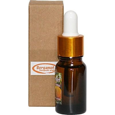 10ml ベルガモット Citrus bergamia 100%天然 精油 エッセンシャルオイル セラピューティック(メディカル)グレード