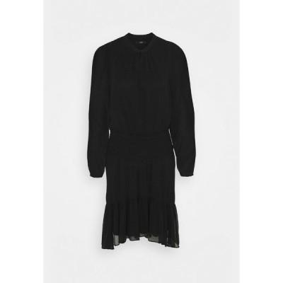 シュテフェン スクラウト ワンピース レディース トップス CLAIRE AMAZING DRESS - Day dress - black