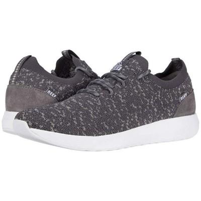リーフ Cruiser Knit メンズ スニーカー 靴 シューズ Grey/Heather