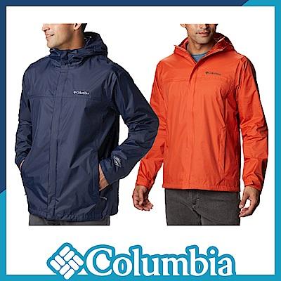 Columbia 哥倫比亞 男款- Omni-TECH 防水外套 - 2色 URR24360