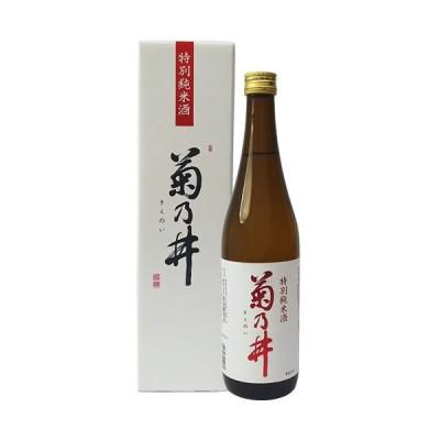 鳴海醸造 菊乃井 きくのい 特別純米酒 720ml 日本酒 青森県地酒
