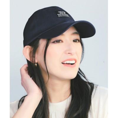 14+(ICHIYON PLUS) / フロントタグツイルキャップ WOMEN 帽子 > キャップ