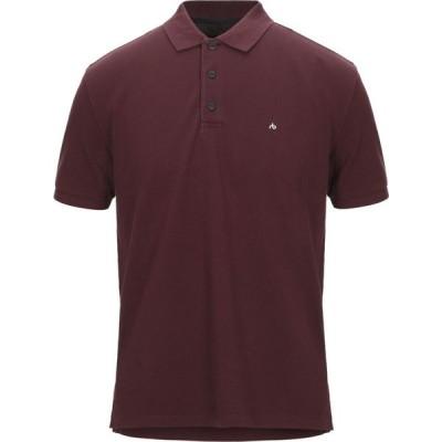 ラグ&ボーン RAG & BONE メンズ ポロシャツ トップス polo shirt Cocoa