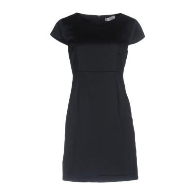 アノニム デザイナーズ ANONYME DESIGNERS ミニワンピース&ドレス ダークブルー XL 100% ポリエステル ミニワンピース&ドレス
