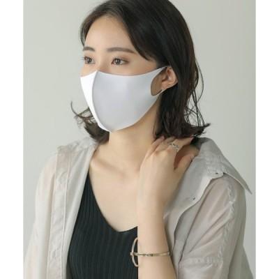 ボディケア 接触冷感UVカットマスク