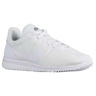 ナイキ NIKE コルテッツ CORTEZ Ultra Low Casual Running Shoes メンズ 833142-101 ウルトラ ロー カジュアル ランニング スニーカー White Cool Grey