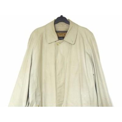 バーバリーズ Burberry's コート レディース - ベージュ 長袖/春【中古】20210210