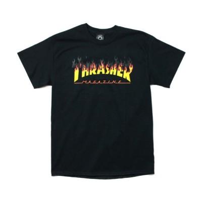 THRASHER Tシャツ  BBQ 黒   (スラッシャー)