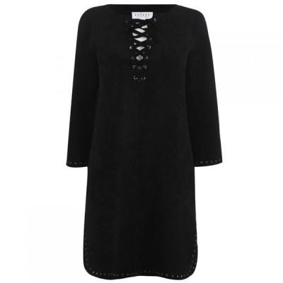ベルベット グラハム&スペンサー Velvet レディース ワンピース ワンピース・ドレス Faux Dress Black